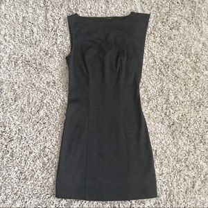 Vintage Benetton asymmetrical dress All saints UO